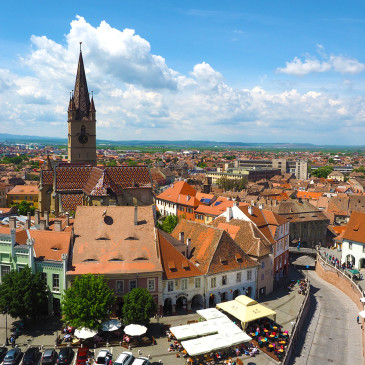 Sibiu Guided Tours