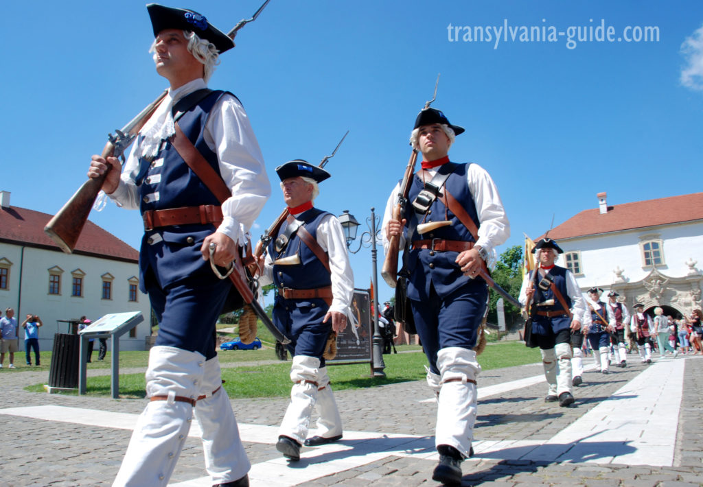 Guards_Alba _Iulia