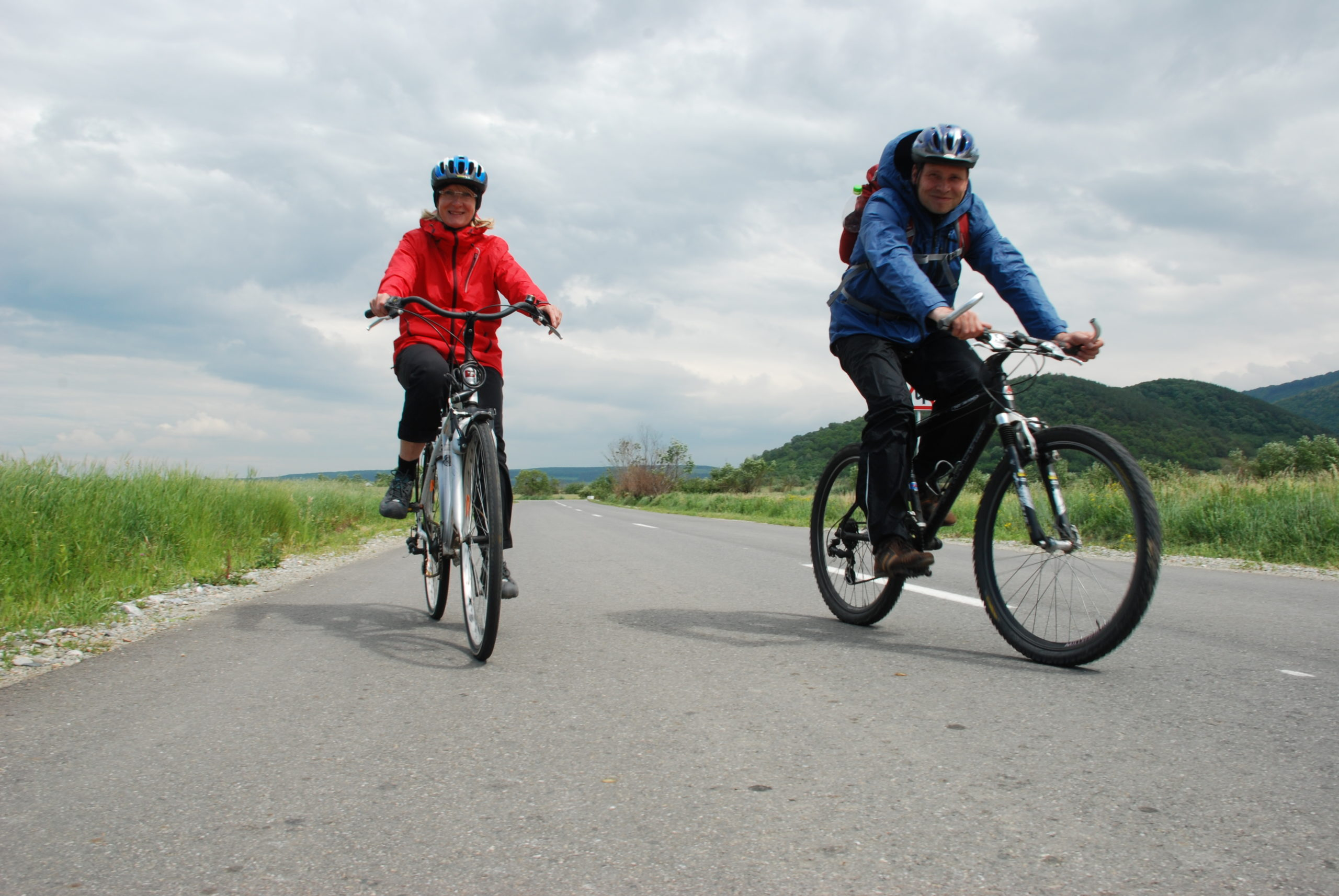 Countryside Cycling